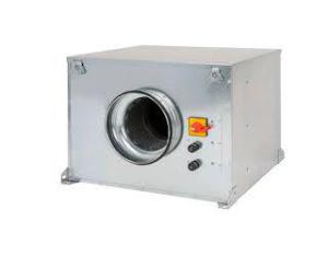 Caja de ventilación forzada
