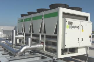 Gama climatización industrial