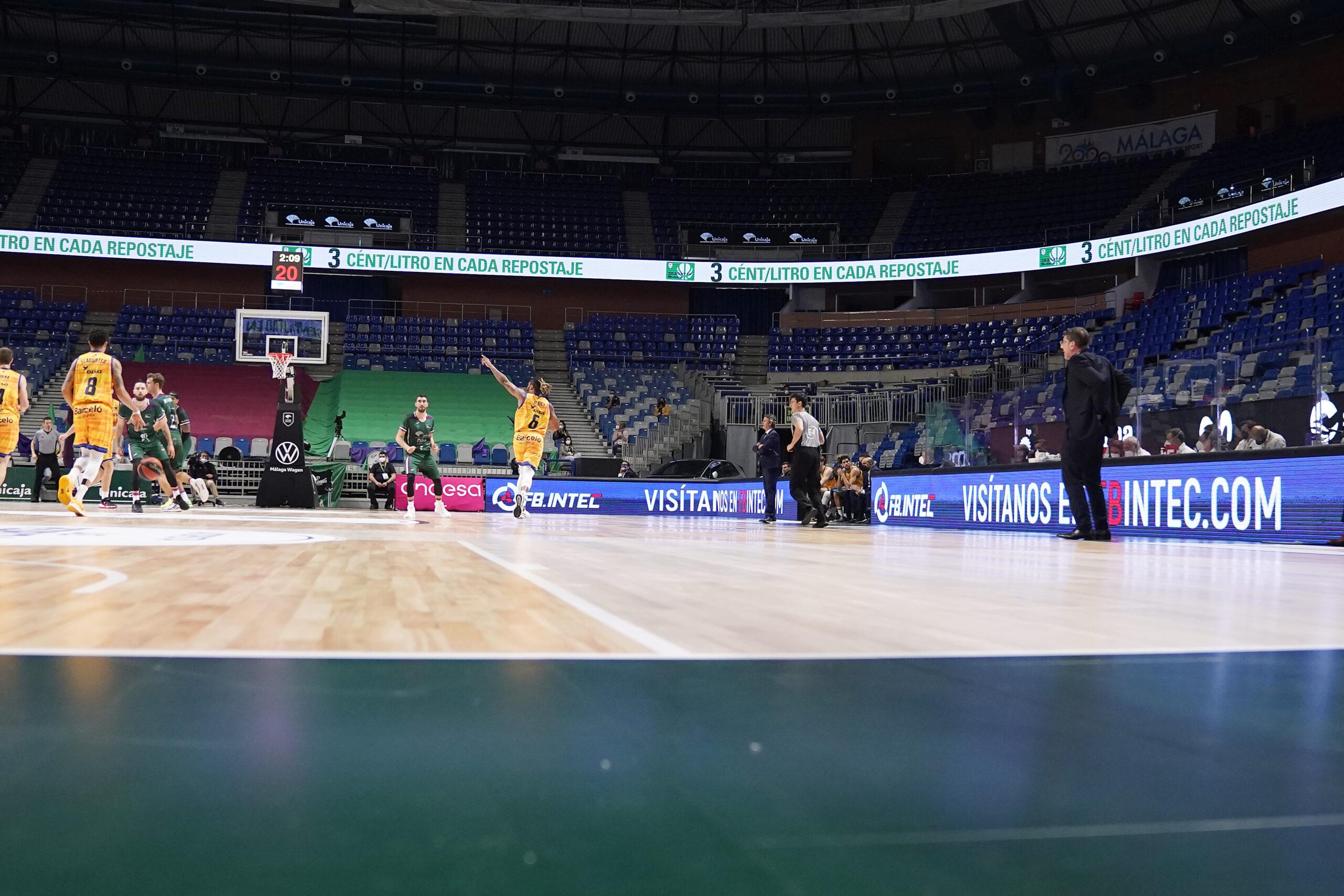 FB Intec patrocina un año más a Unicaja Baloncesto